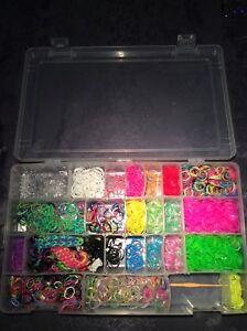 Élastiques à bracelet de toute les couleurs!✨