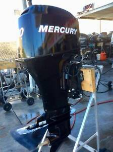 60hp Mercury Outboard Motor. 4 Stroke. S2789 Southport Gold Coast City Preview