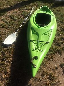 Seak kayak with paddle Bligh Park Hawkesbury Area Preview