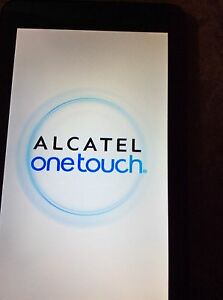 Alcatel one touch Tablet 7""