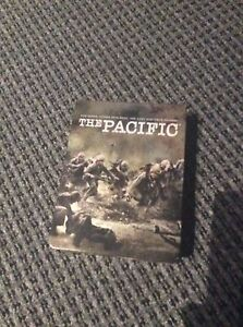 The pacific DVD collectors edition, steel case never used