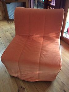 Single bed/chair folding Pennington Charles Sturt Area Preview