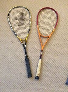 Two squash racquets - Make an offer Bentley Park Cairns City Preview