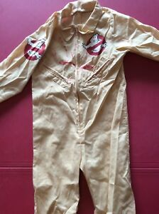 Ghostbuster Halloween Costume Size Small