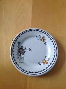Vintage Wood and Sons Mayflower Hotel Ware dishes