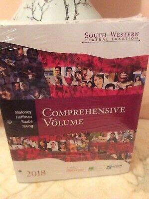 SW FEDERAL TAXATION COMPREHENSIVE 2018 with ACCSSS LOOSELEAF BINDER READY