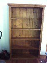Timber Bookcase Toukley Wyong Area Preview
