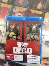 SHAUN OF THE DEAD BLU-RAY MOVIE Midland Swan Area Preview