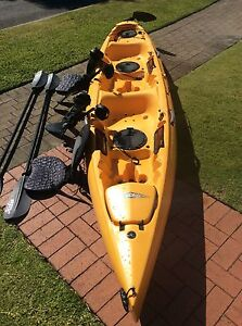 Hobie  mirage Oasis tandem 2013 Middleton Beach Albany Area Preview