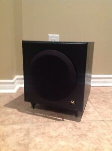 ACOUSTIC RESEARCH ACTIVE AR HC4 SUB SUBWOOFER