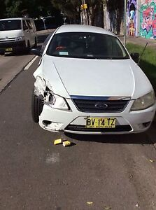 2007 ford falcon station wagon wrecking Casula Liverpool Area Preview