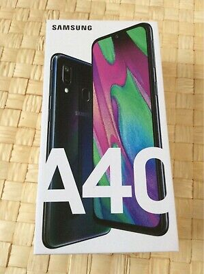 Samsung Galaxy A40 4G Lte 4GB RAM