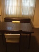 Parker dining table and side board Beverley Park Kogarah Area Preview
