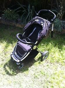 Stroller steelcraft agile plus Eden Hill Bassendean Area Preview