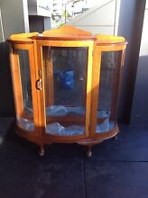Nana's good china cabinet Maribyrnong Maribyrnong Area Preview