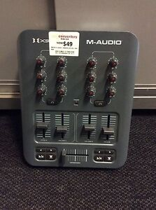 M-Audio Xsession Pro Mixer KM40446 Midland Swan Area Preview
