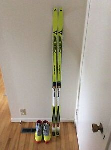 Children's/Teen's Cross Country Skis and Boots