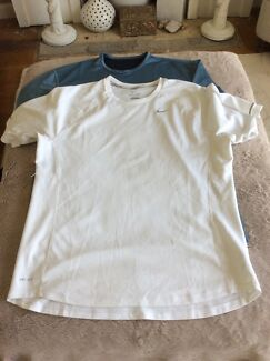 Nike Dry Fit running tops x 2