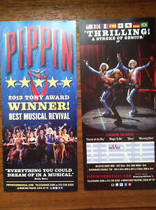 Pippin-the-musical-ad-flyer-Bob-Fosse-Broadway-NYC-Music-Box-Tonys-2013