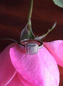 Solid 9ct/ Diamond Ring Armidale Armidale City Preview