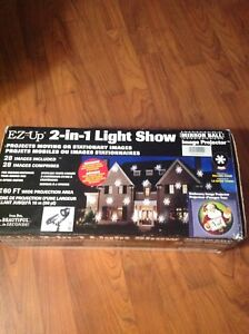 """"""" GREAT DEAL """" EZ Up - 2 in 1 Light Show"""