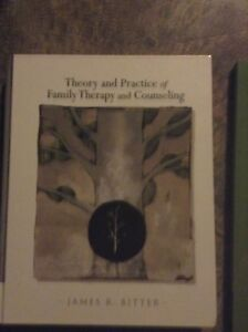 Applied counselling text books