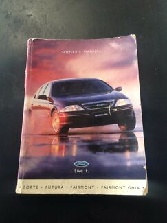 Ford au users MANUEL