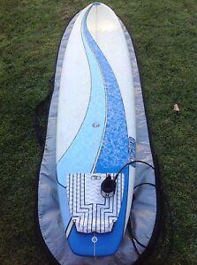 7'4 Mini Mal COD Surfboard, $350 Birkdale Redland Area Preview