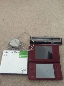 Nintendo DS XL With charger and game for outstanding price