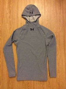 Under Armour Women's light weight Hoodie. Grey Size Medium