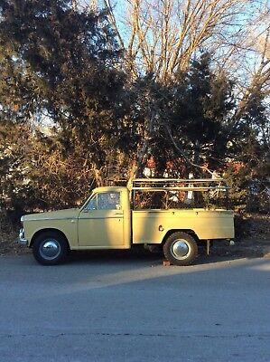 1965 Datsun Pickup Truck  1965 Datsun 320 Pickup Truck