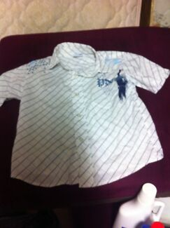 Boys dress shirt Broadwater Busselton Area Preview