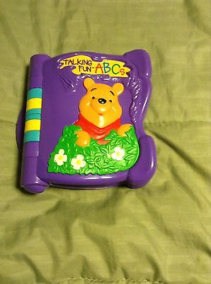 Mattel Disney Winnie The Pooh Talking Fun Works VGC