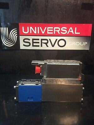 Tested Working 0811404601 Boschrexroth 4wrpeh6c3b12l-20g24k0a1m 5067453-1