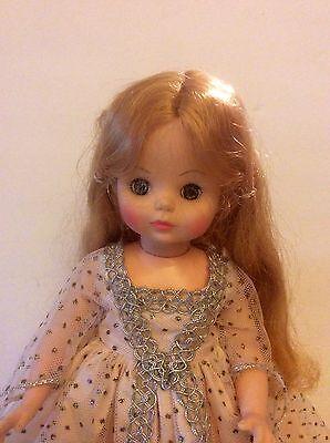 """Vintage 1965 Madame Alexander 'Fairy Godmother"""" #1550 Doll"""