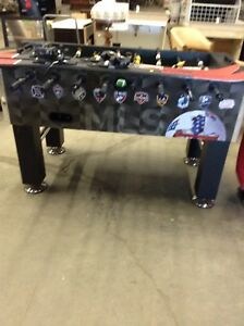 New Foosball  Table at the HFH restore