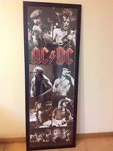 AC/DC framed picture (sold pending pick up) Martin Gosnells Area Preview