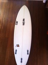 JS monster 3 surfboard Avalon Pittwater Area Preview