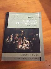 Modern Philosophy Sixth Edition Yatala Gold Coast North Preview