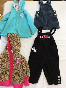Lot of 12 month baby girl clothes ( lot or single)