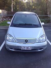 2003 Mercedes-Benz A160 Hatchback Waratah West Newcastle Area Preview
