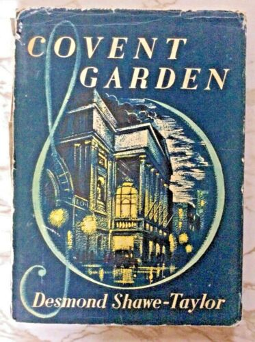 Covent Garden 1948 1st ed The three theatres Performers Costume & stage designs