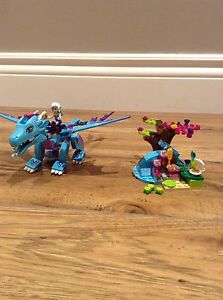 LEGO ELVES set 41172 The Water Dragon Adventure $15