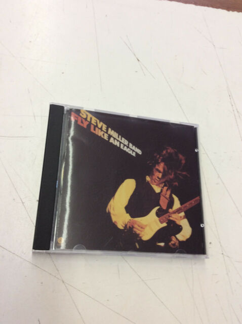 Fly Like an Eagle by Steve Miller 24kt GOLD GZS-1033 music CD Tested!