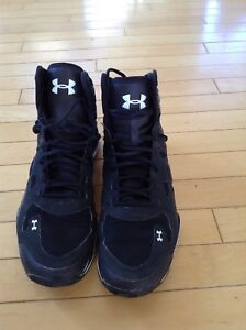 Men's size 11 basketball sneakers