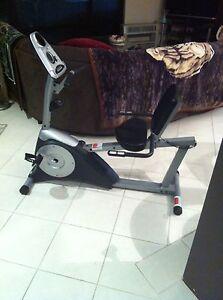 Healthstream Recumbent exercise bike. Like New Bertram Kwinana Area Preview