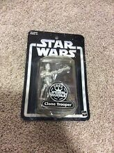 StarWars 2003 Clone Trooper. BN Oxenford Gold Coast North Preview