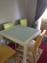 Kitchen table setting Horsley Wollongong Area Preview