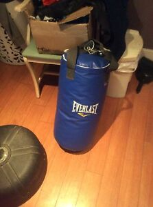 Mini punching bag!!!