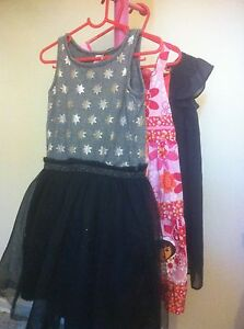 Girl summer/ Party dresses size 4-5 Giralang Belconnen Area Preview